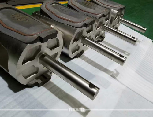 New plant of plug valves has been founded