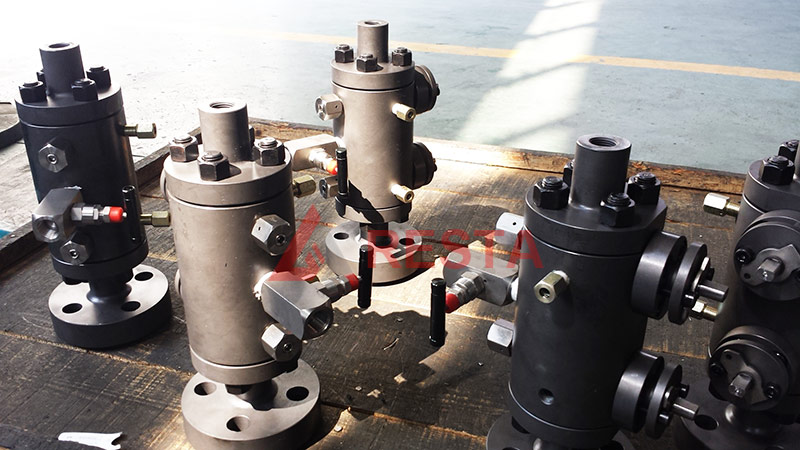 DBB valves have been delivered to TOTAL E&P Nigeria Limited